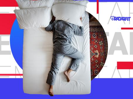 Que soninho bom! Confira dicas para dormir melhor e entenda algumas das causas da insônia.