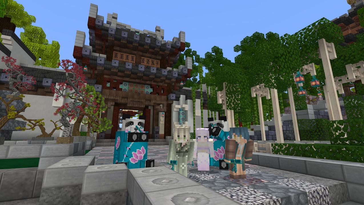 Feeding more Pandas!