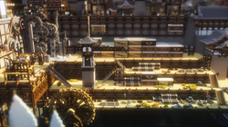 The Port of Frontier