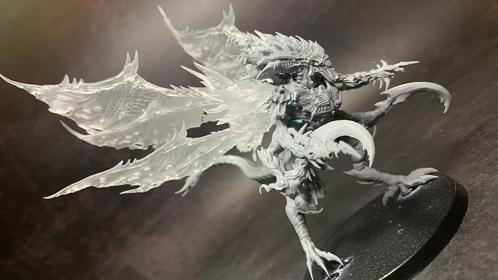 Alien fleet Diablo - The Terror