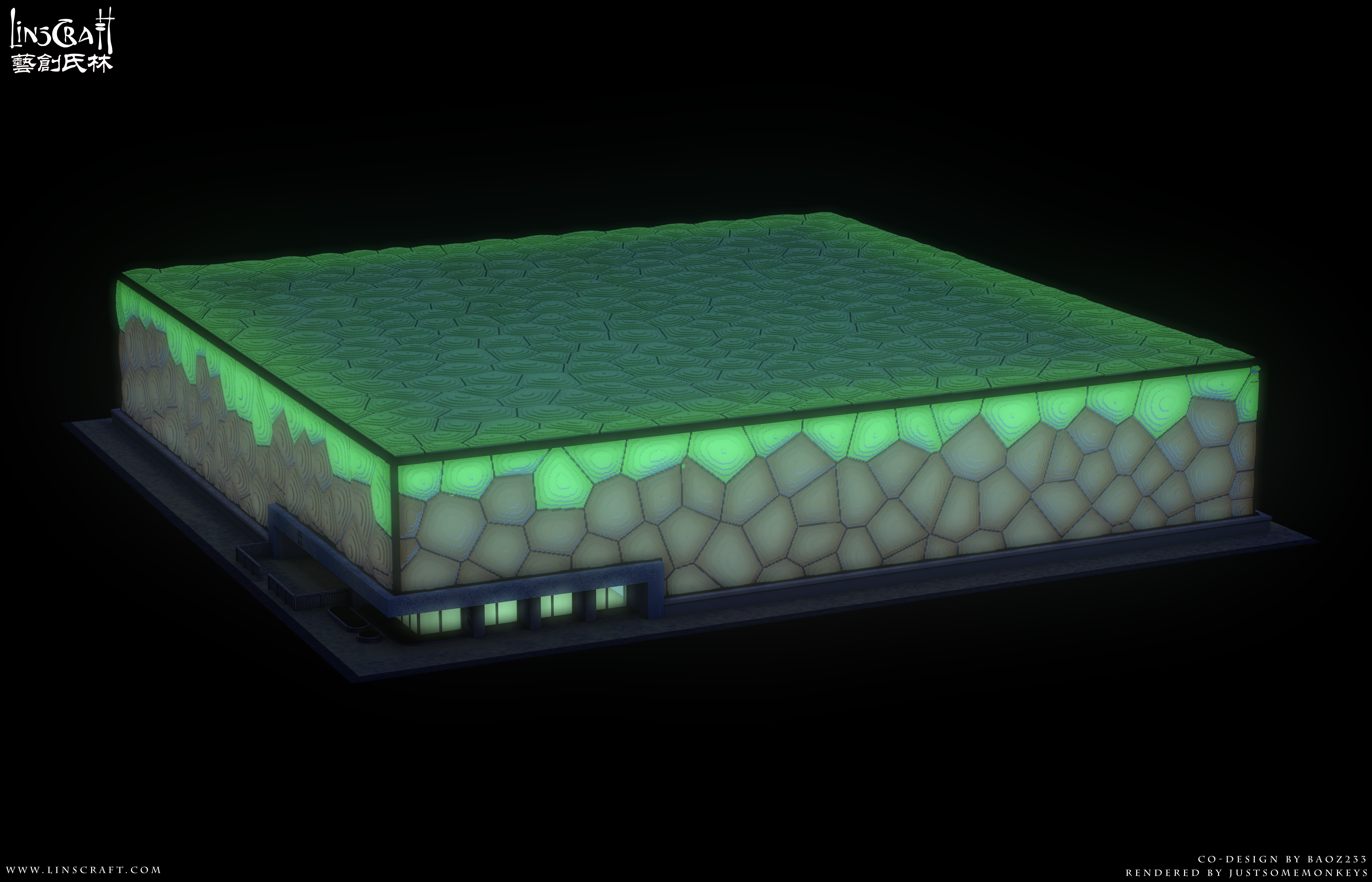 The Water Cube