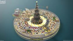 Christmas Tree LinsCraft