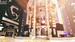 Hotel Lobby: First Floor