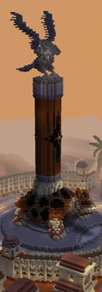 Eagle Pillar