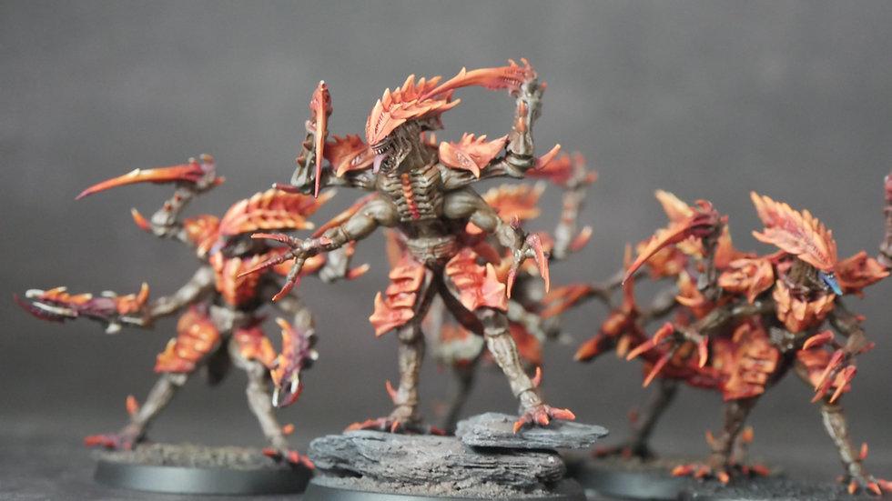 Alien Fleet Diablo - Bio-Warrior Prime (Single Model) Large 50mm base