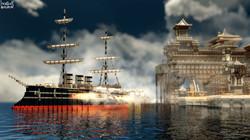 BattleShip of the Port