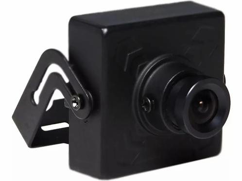 Mini Camera Sony Ccd 1/3 Night&day 470l 12v + Dome Preto