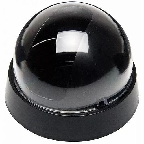 Kit 4 und Mini Dome 3'' Preto/cristal Camuflador De Cameras
