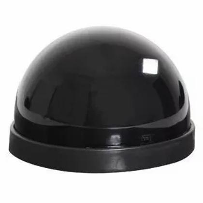 Kit 4 und Mini Dome 3'' Preto/Fumê Camuflador De Cameras