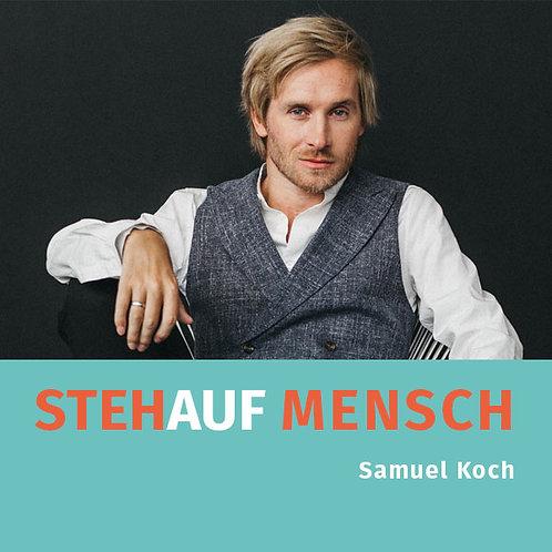 Samuel Koch, 7.9.2021, Stadthalle Hagen