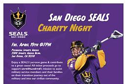 San Diego SEALS Charity Night