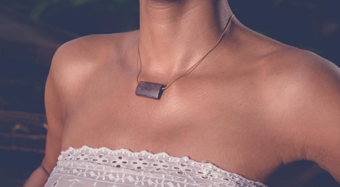 Slab Necklace