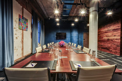 NYLO hotel boardroom walls, Dallas,