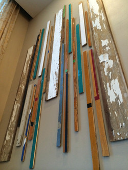 Custom wall hanging, Henderson OKC
