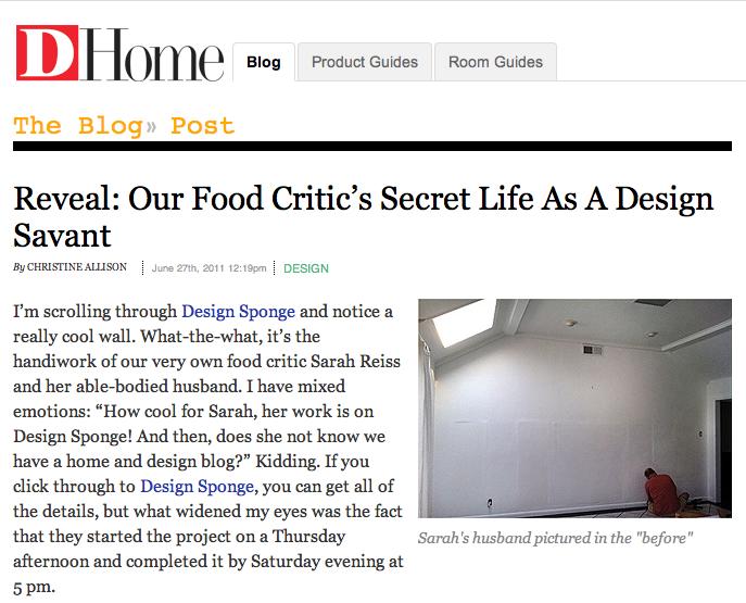 D Home blog
