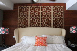 Moroccan wall panels
