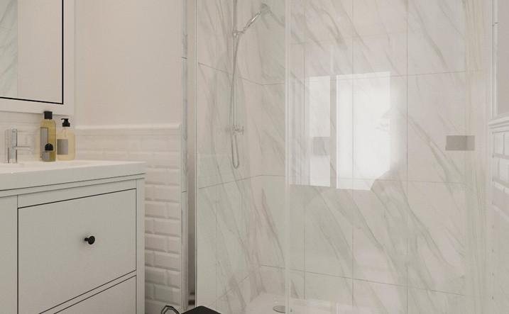 Badkamer _ Prive suite