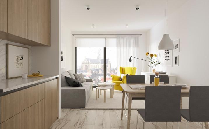Woonkamer _ Prive suite