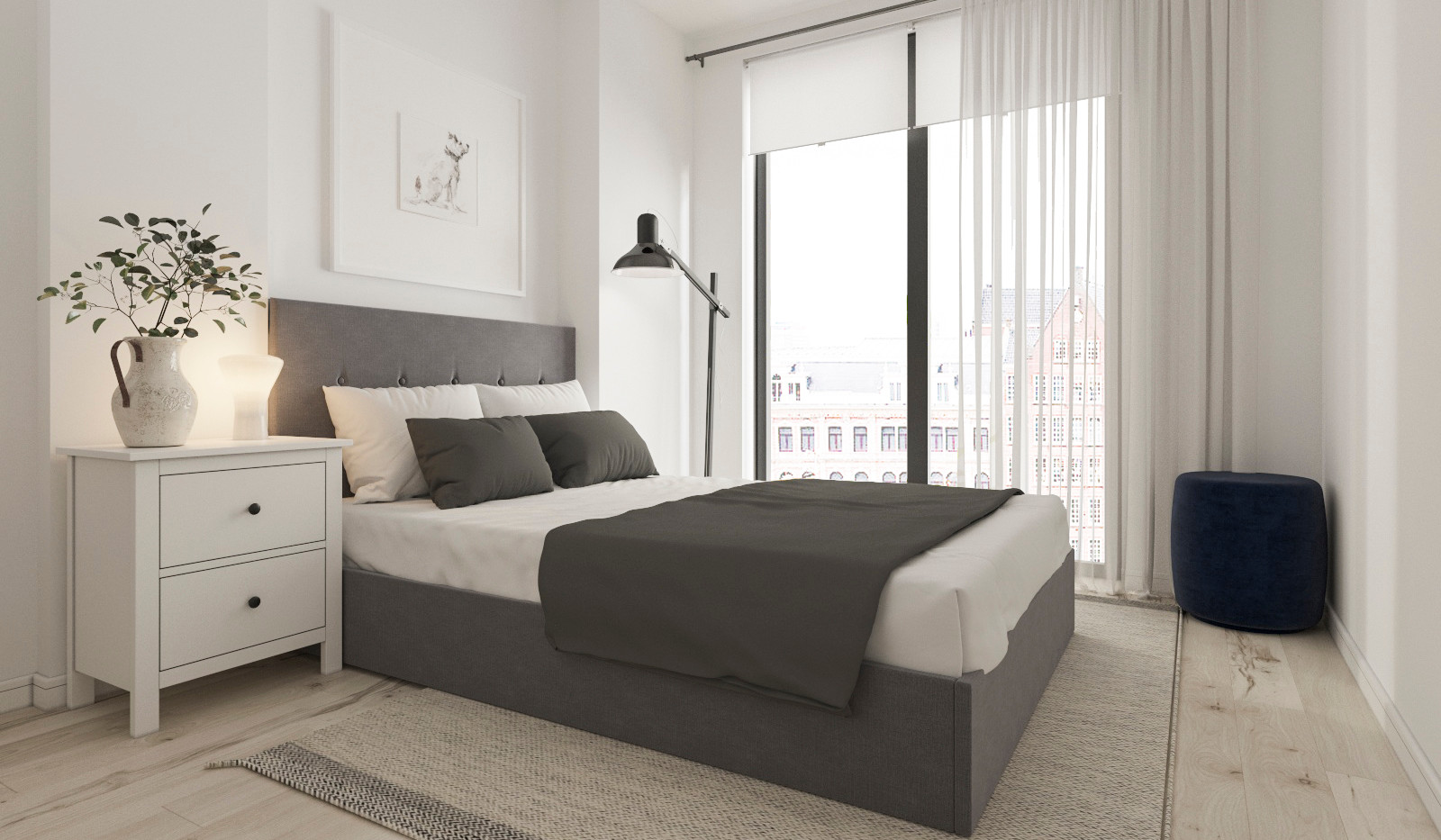 Slaapkamer _ Prive suite