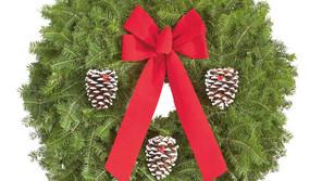 Fundraiser: Holiday Wreaths