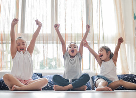 Present Parenting with Kids: 5 tips to encourage mindfulness