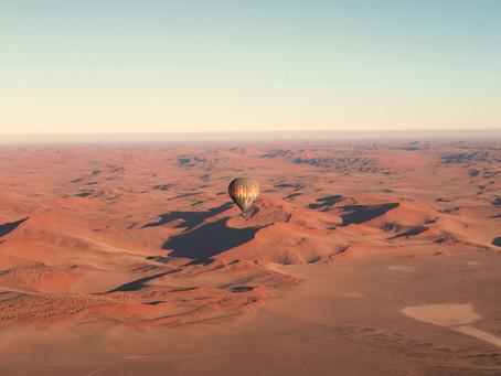 TOP 5 des choses à faire en Namibie