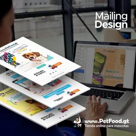 Email Marketing para PetFood.gt
