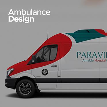 Diseño de Ambulancia para Hospital Paravida, El Salvador