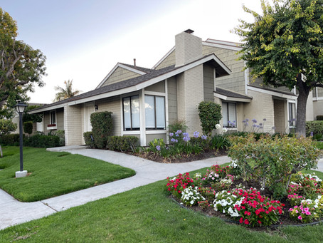Sold: Irvine, Smoketree Community