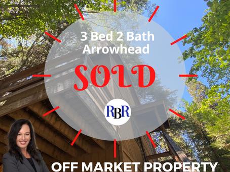 Sold: Lake Arrowhead