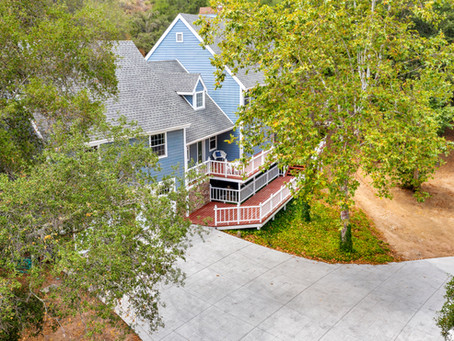 Trabuco Canyon Estate: 5.1 Acre Horse Property