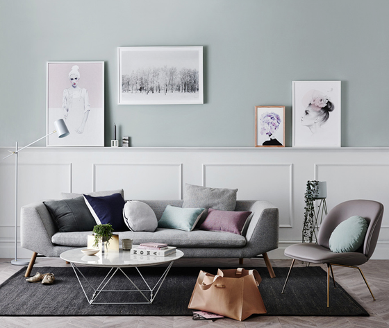 Fall in Love with Muted Color Palettes