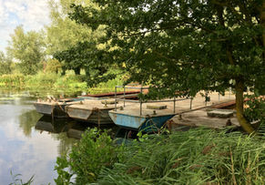 Disused Barges