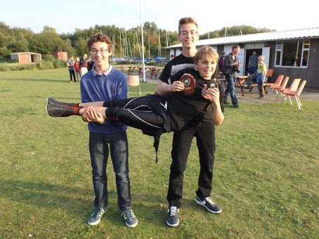Paxton Youth League 2015