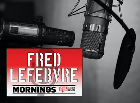 NewsRadio 1370 WSPD: Fred LeFebvre interviews Nancy