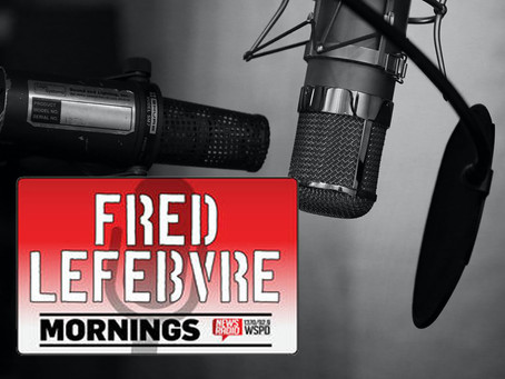 NewsRadio 1370 WSPD: Fred LeFebvre interviews Nancy