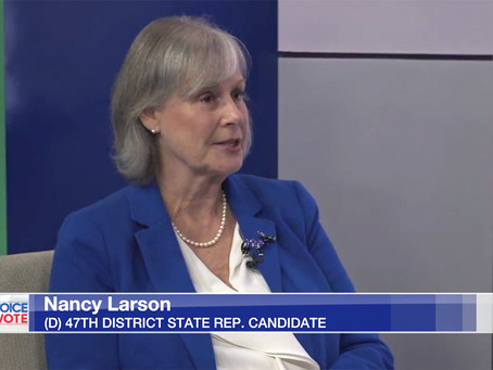 13abc: Lee Conklin interviews Nancy