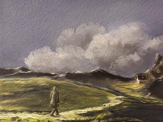 """Finalist des Art Award von Art Room Gallery...""""Landschaften"""""""