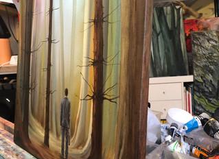 Die neuesten Werke aus dem Atelier...