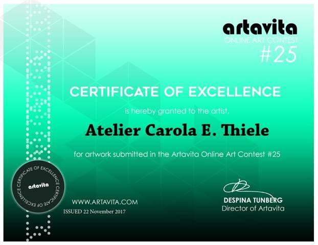 Online Art contest 2017