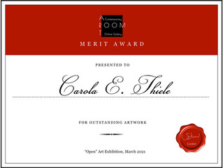 "Gewinner Merit Award ""Open"""