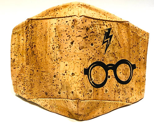 Harry Potter Facial Cork Mask