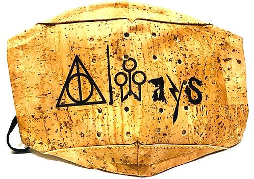 Harry Potter Cork Facial Cork Mask