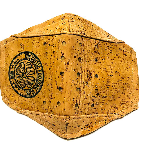 Celtic  F.C. Facial Cork Mask