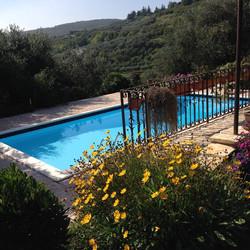 piscina la maison