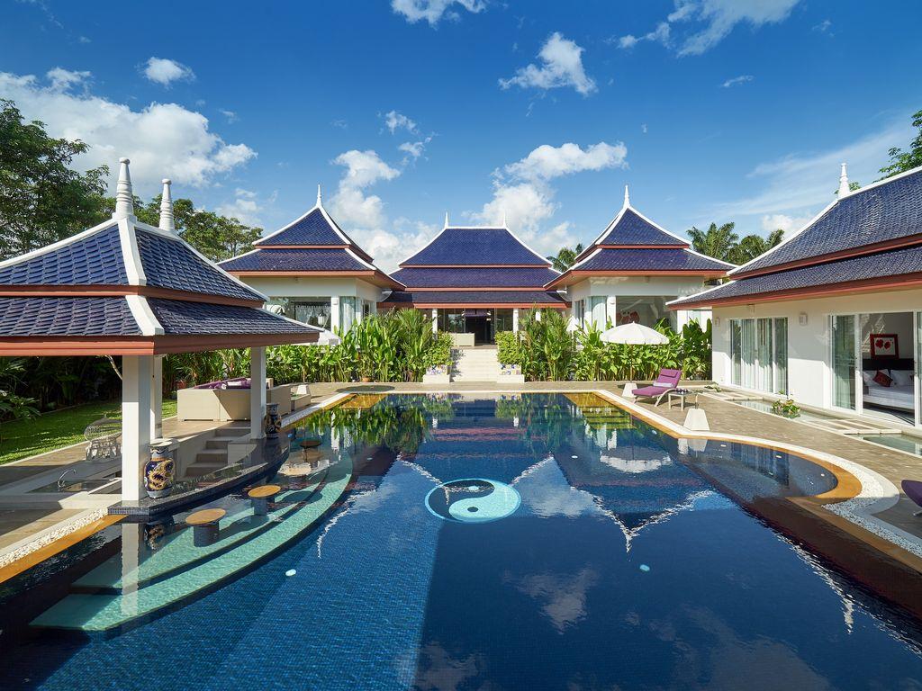 Villa blu (gemellata)