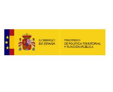 Ministerio de Política Territorial y Función Pública, Espana