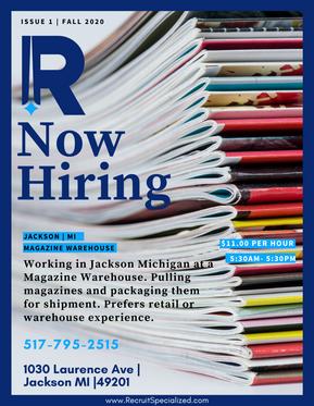 Magazine Warehouse