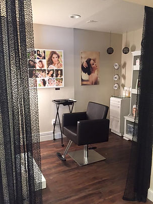Crystal Nunez's salon