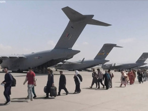 150 Afghan Parolees Expected to be Resettled by Catholic Charities